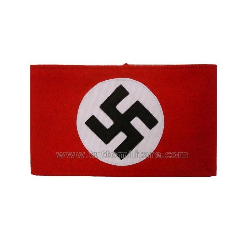 Fascia da Braccio Partito Nazista NSDAP