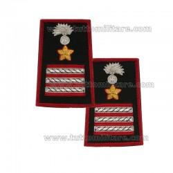 Tubolari Ricamati Luogotenente Carabinieri