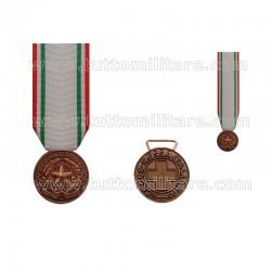 Medaglia Merito CRI Croce Rossa Bronzo