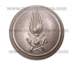 Bottoni Metallo Argentato Generale GdF da Giacca