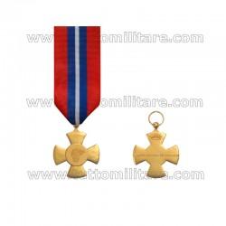 Croce Oro Merito Arma Carabinieri