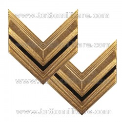 Gradi Metallo Sergente Esercito