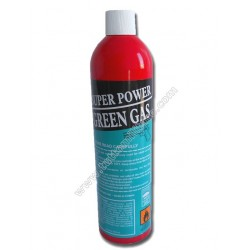 Bombola Gas Softair SuperPower Green Gas 1000
