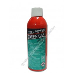 Bombola Gas Softair SuperPower Green Gas 600 ml.