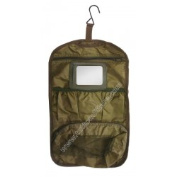 Beauty Case Militare Verde Oliva