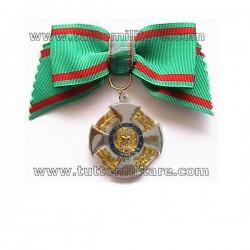 Fiocco di Nastro Cavaliere Ordine Merito Repubblica