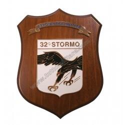 Crest 32° Stormo Aeronautica Militare