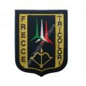 Scudetto Ricamato Frecce Tricolori