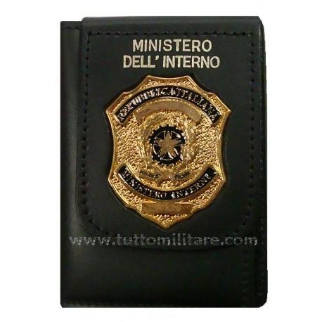 Portafogli ministero dell 39 interno for Ministero interno r