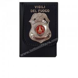 Portafogli Vigili del Fuoco Polizia Giudiziaria