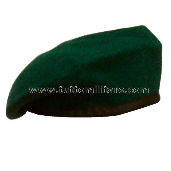 Basco Verde ATPI Guardia di Finanza Modello Spagnolo 68124e803299