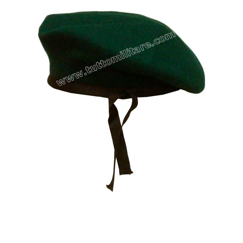 Basco Verde ATPI Guardia di Finanza Modello Spagnolo 922487956308