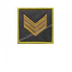 Grado Velcro Brigadiere Guardia di Finanza