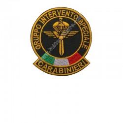 Scudetto GIS Carabinieri per Missioni all'Estero