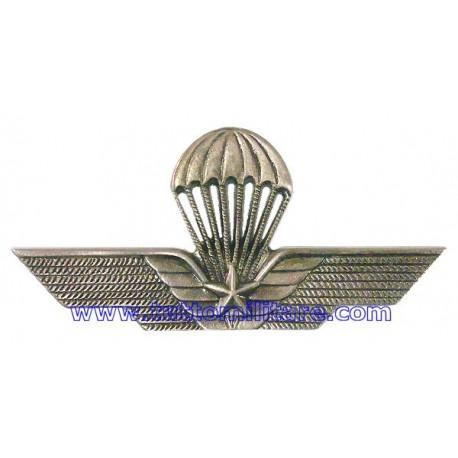 Brevetto Paracadutista Militare in Metallo