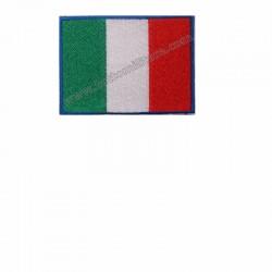 Scudetto Bandiera Italia Termoadesiva