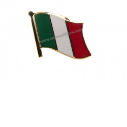 Distintivo Pin Bandiera Italiana