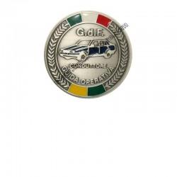 Distintivo in Metallo Conduttore Guida Operativa Guardia di Finanza