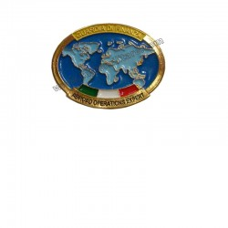 Distintivo Abroad Operations Expert Guardia di Finanza