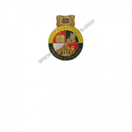 Distintivo Scuola Allievi Finanzieri Guardia di Finanza