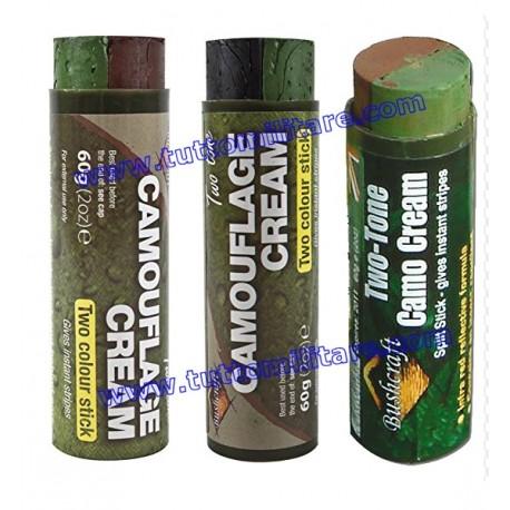 Stick Camouflage Camo Cream  Two Tone