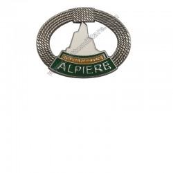 Distintivo Alpiere Argentato Guardia di Finanza