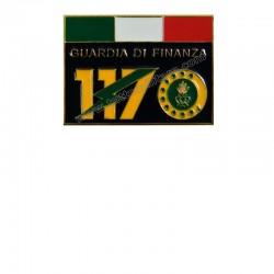 Distintivo 117 Guardia di Finanza