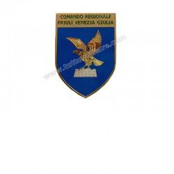 Distintivo Comando Regionale Friuli Venezia Giulia GdF