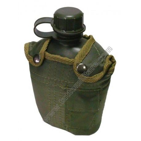 Borraccia Militare Termica Antiurto 1 Litro