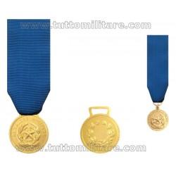 Medaglia Oro al Valore Militare