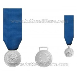 Medaglia Argento al Valore Militare