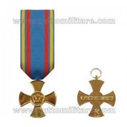 Croce Oro al Merito dell'Esercito