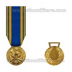 Medaglia Oro al Valore dell'Esercito