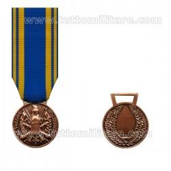Medaglia Bronzo al Valore dell'Esercito