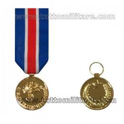 Medaglia Oro Valore Arma Carabinieri