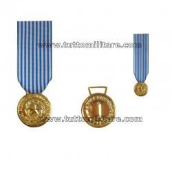 Medaglia Oro al Merito Lungo Comando