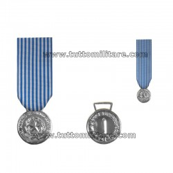 Medaglia Argento al Merito Lungo Comando