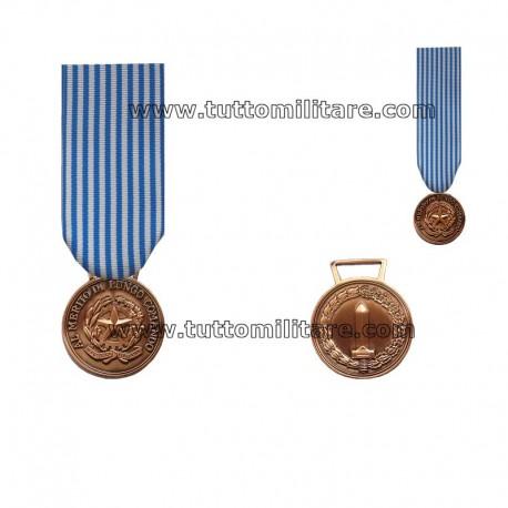 Medaglia Bronzo Merito Lungo Comando Forze Armate