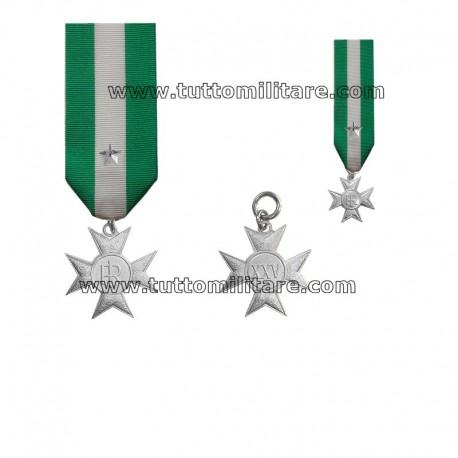 Croce Anzianità Servizio Truppa 25 anni  Esercito