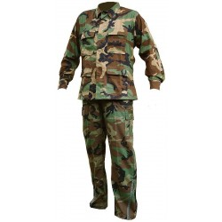 Completo Woodland Camo US Army