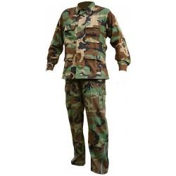Completo Woodland Camo US Army