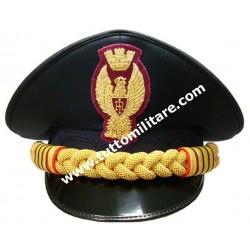 Berretto da Capo della Polizia di Stato