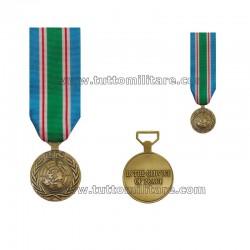 Medaglia ONU Libano