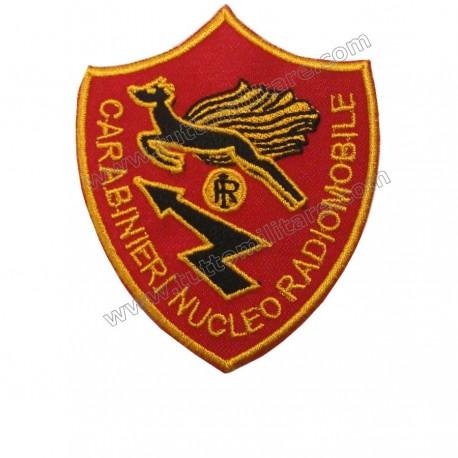 Scudetto Nucleo Radiomobile Carabinieri