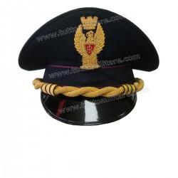 Berretto Primo Dirigente Polizia di Stato