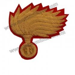 Fregio Oro Comandante Carabinieri