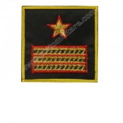 Grado Velcro Luogotenente Guardia di Finanza