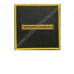 Grado Velcro Maresciallo Guardia di Finanza