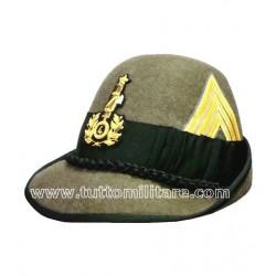 Cappello Alpino Centurione Milizia Universitaria