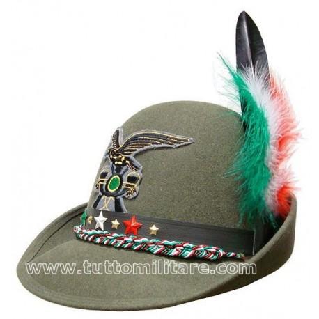 Cappello Alpino Truppa Congedante 15fa3fa36aaa